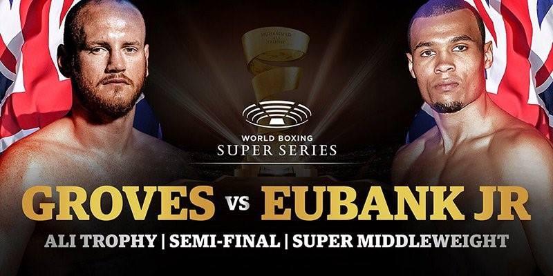 Groves v Eubank JR Boxing